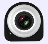 A ação de WiFi do tiro da vara de 125 graus ostenta a câmera