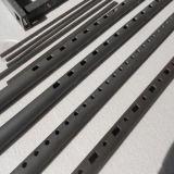 Tubulações refrigerando ligadas de carboneto de silicone da reação refratária