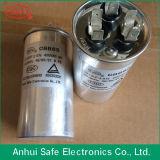 Capacitor duplo 15+3UF 25+2UF 60+5UF da C.A. da alta qualidade