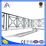 Frontière de sécurité en aluminium noire anodisée par vente en gros d'usine d'OEM (BA-183)