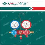 Tubulure en aluminium réglée/mesure de réfrigération réglée/outils d'indicateur/réfrigération de pression