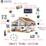 APP-intelligentes Hauptautomatisierungs-Fernsteuerungssystem mit Zigbee