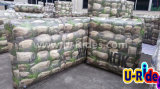 Moteur gonflable Paintball Bunker Walls For Sport Game