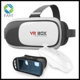 Glaces du virtual reality 3D de contrôleur de jeu + de cadre 2.0 de Vr