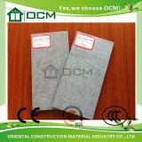 Tarjeta media del cemento de la fibra de la densidad del Anti-Fuego