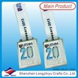 Médailles de jeu de conduite de médailles de rectangle de sports de la Russie d'exportateur