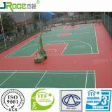 De binnen Prijs van het Hof van het Basketbal voor het Stadion van de School