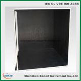 Coin d'essai de noir de thermocouple de la température Clause11 du CEI 60335 pour l'essai d'échauffement