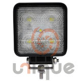 Alta calidad 15W LED de la lámpara del trabajo 1050lumen