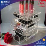 중국 공장 새로운 디자인 아크릴 립스틱 전시 제조자