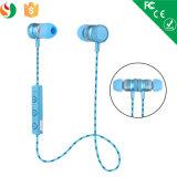 Dos auriculares novos de Bluetooth do metal do fone de ouvido do fabricante auscultadores 2016 sem fio estereofónico