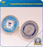 Metallkundenspezifische Herausforderungs-Münze
