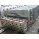 Pain en acier galvanisé de planche d'échafaudage de système formant la machine Egypte de production