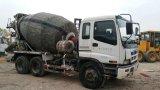 9cbm-Mixing-tank Vrachtwagen van de Concrete Mixer van goed-Maintenanced de 2008 Gebruikte Isuzu 6*4-LHD-Drive