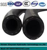 Gewundenes Hochdrucköl-flexibler hydraulischer Gummischlauch mit 2s