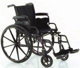Новая медицинская алюминиевая кресло-коляска для сбывания