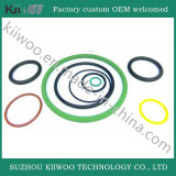 Selos impermeáveis da borracha do anel-O do silicone