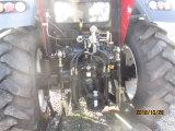 ce de tracteur de ferme de 120HP 4WD Foton approuvé avec la carlingue à C.A.