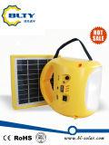 Lanterna solare portatile con il LED