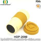 Neue Qualität BPA geben Plastikkaffeetasse frei (HDP-2099)
