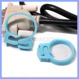 Süßigkeit-Farben-Netzkabel-Winde-sauberer Kasten-Kabelbinder-Winde-Netzkabel-Organisator-Plastikkabel-Winde