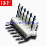 Коллекторы тангажа эквивалента 2.54 AMP прямые и прямоугольные PCB