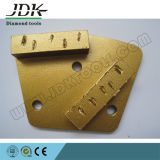 1/2 PCD + 다이아몬드 세그먼트 가는 사다리꼴 격판덮개
