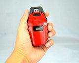 Walkie-talkie Lt.-888 van de Vorm van de open tweepersoonsauto UHF Draagbare Slim Ontwerp