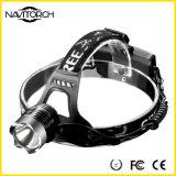 Diodo emissor de luz recarregável de Xm-L T6 que pesca o farol impermeável (NK-308)