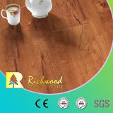 Walnut HDF Parquet floor Maple Hickory V-Grooved Laminated Laminate Wood Flooring
