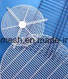 PVC Cotaed metal protector del ventilador Wire