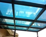 Surface UV Protection Film per Window Glass
