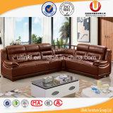 Sofà di cuoio di alta qualità per il salone (UL-R931)