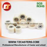 Weißes Nylon Roller 82X70mm