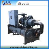 Refrigerador de agua semihermético del tornillo con el compresor de Hanbell (capacidad de enfriamiento 70ton)