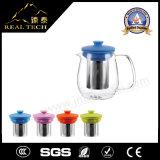 新製品のホウケイ酸塩ガラス、環境に優しい機能および水鍋及びやかんのDrinkwareのタイプ茶鍋