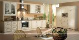 ホーム家具の木製の穀物のメラミン食器棚
