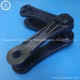 Partes altas de moldeo por inyección de precisión personalizada Plásticos de nylon