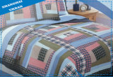 3 PCS Cotton Bedding Patchwork Quilt
