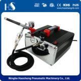 HSENG 소형 에어브러시 압축기 장비 HS-217SK