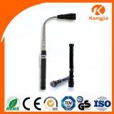 Lampe-torche magnétique flexible bon marché de l'aluminium DEL de qualité