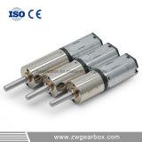 de Verhouding Motor van 12mm van de Vermindering van het Toestel van het Metaal van het 96:1 de Lage T/min