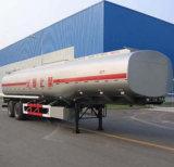 Cimc brandnew Axles 30000L 2 топливного бака трейлер Semi