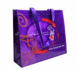 Sac promotionnel non tissé de cadeau de pp, sacs d'emballage (130801)