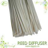 Bâtons de roseau de diffuseur d'arome adaptés aux besoins du client par bois à la maison de refraîchissant d'air de parfum