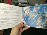 5.2mm CD het Geval van het Juweel met Zwarte Dienbladen