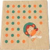 Fuentes de papel del partido de las servilletas de cena de 3 capas
