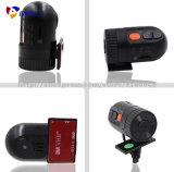 Gewehrkugel-Geformte spezielle Kamera des Auto-DVR ohne Verschluss-Emergency Aufnahme des Bildschirm-Navigations-Fahrzeug-reisende Daten-Schreiber-PAS