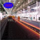 半連続のHot Rolling製造所の生産ライン