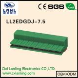 Connettore Pluggable dei blocchetti terminali Ll2edgdj-3.5